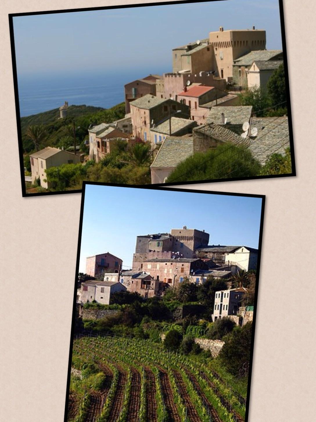 Village de Morsiglia