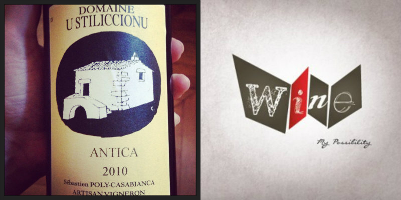 Accord vin musique - Cuvée Antica – Domaine U Stiliccionu - Lettin' go – WINE