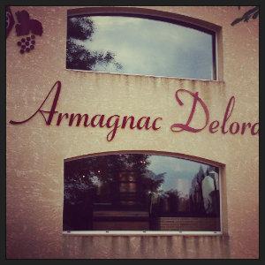 Façade Maison Armagnac Delord - Lannepax
