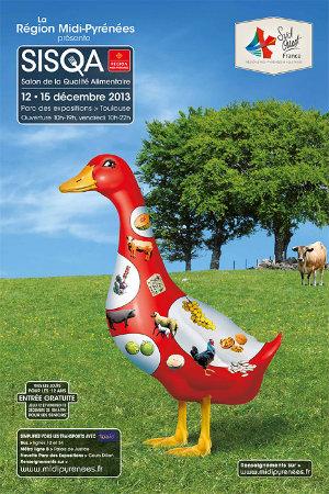 Affiche SISQA 2013 Toulouse