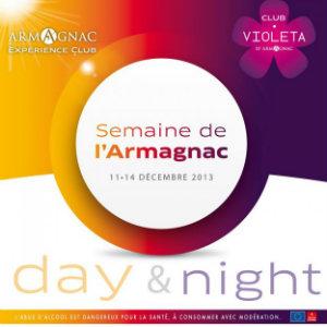 Semaine de l'Armagnac à Toulouse - décembre 2013