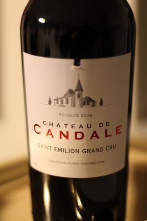 Château de Candale pour le 31