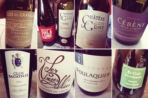 Aperçu-de-quelques-vins-dégustés-à-Millésimes-en-Languedoc