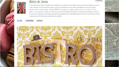Blog Bistro de Jenna