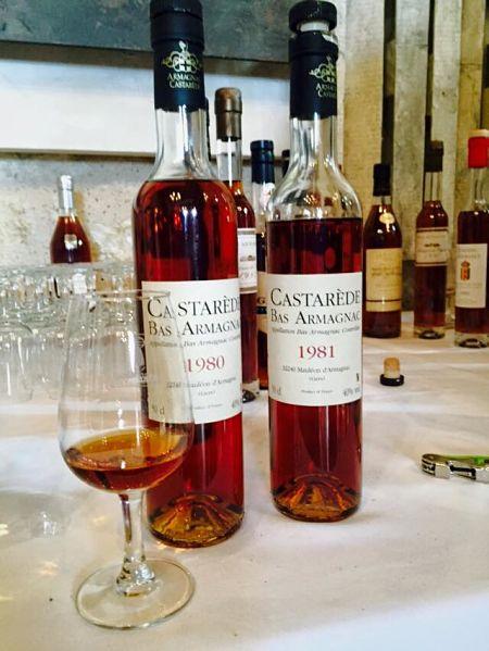 Armagnac-Castarède-Vinocamp Armagnac Gascogne 2015