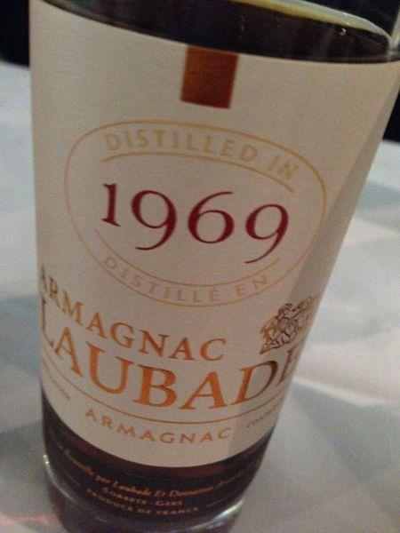 Armagnac-Laubade-Vinocamp Armagnac Gascogne 2015