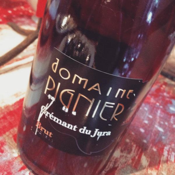 Domaine Pignier - Crémant du Jura Rosé