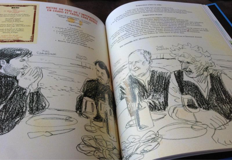 Recette Huître du Parc de l'Impératrice en chaud et froid, chou rouge - Frères de Terroirs, carnet de croqueurs-2 Eté-Automne