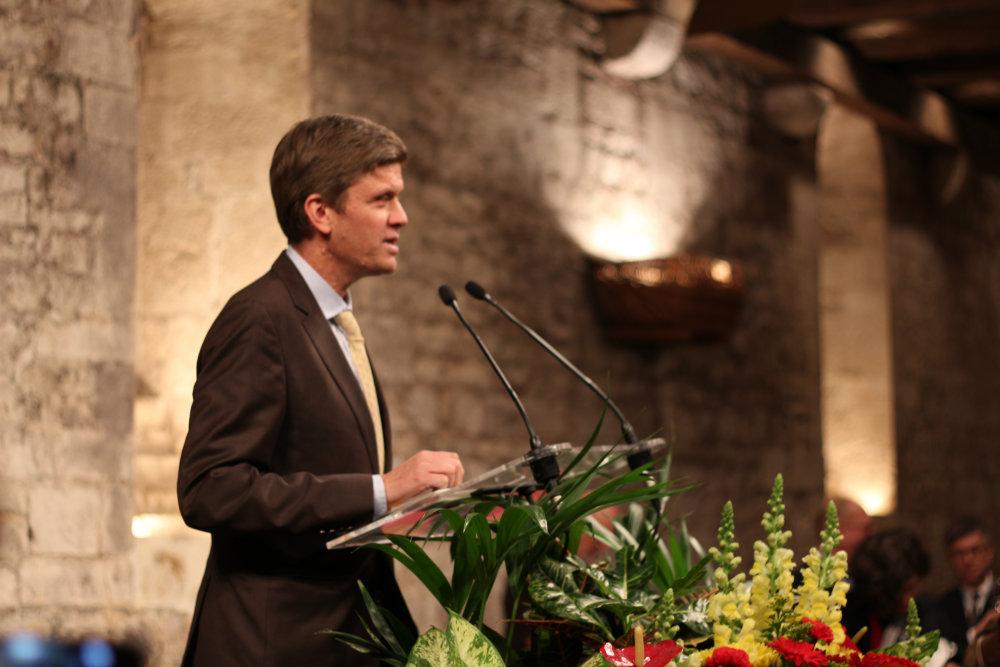Frédéric Drouhin - Soirée Clos Vougeot