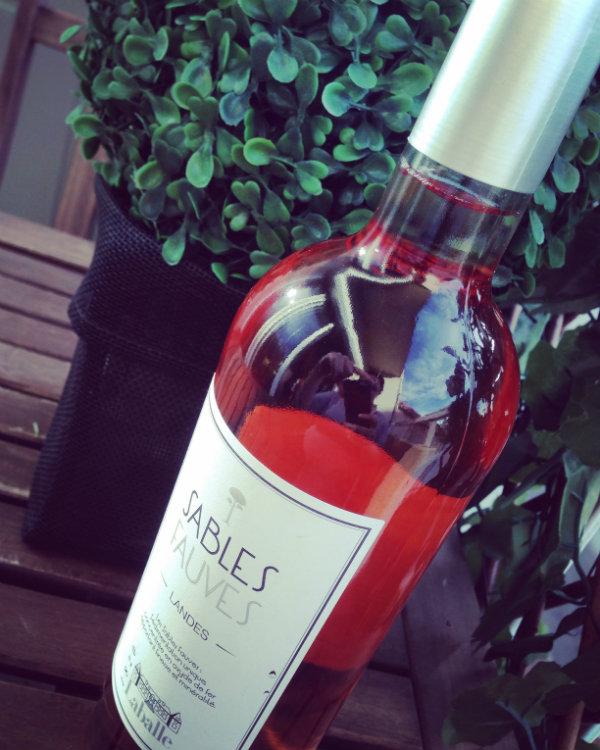 Vins rosés - Domaine de Laballe rosé Sables Fauves