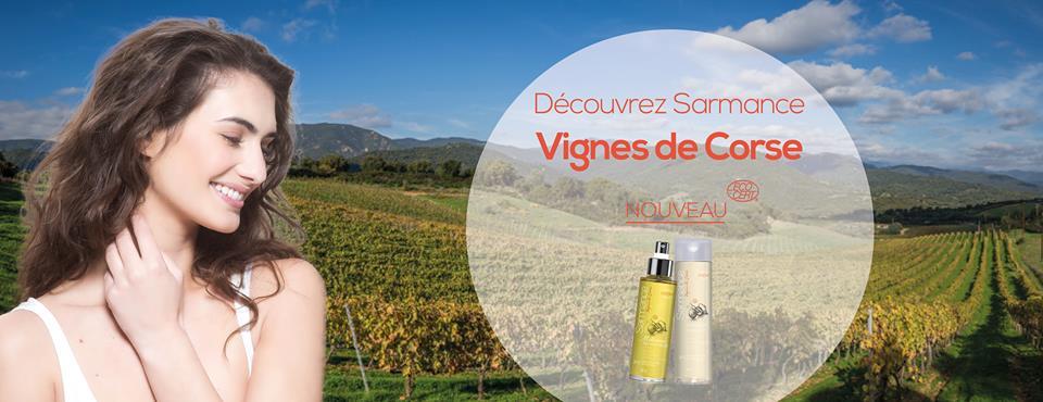 Lancement gamme Sarmance Vignes de Corse avec Comte Abbatucci