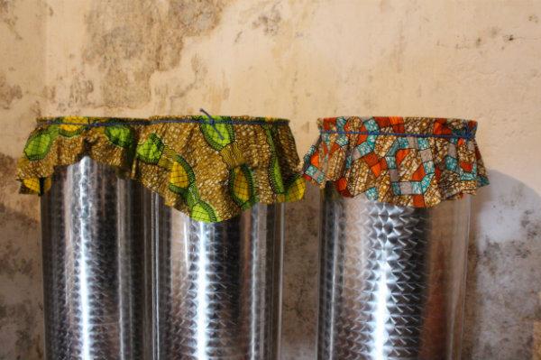 Cuves inox Laetitia Albertini