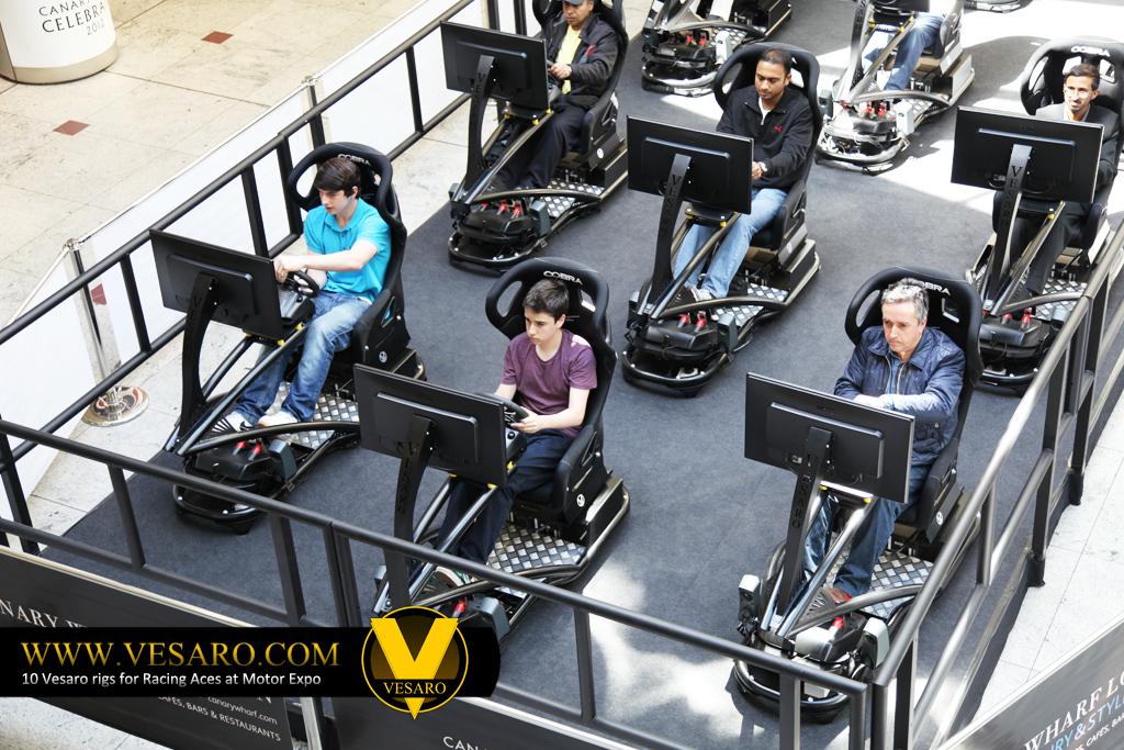 Gaming Seats Vesaro