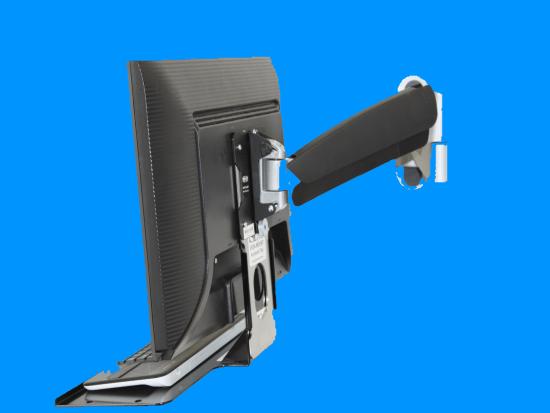 Imount 2 0 Aluminum Vesa Keyboard Mounting Bracket Vesa