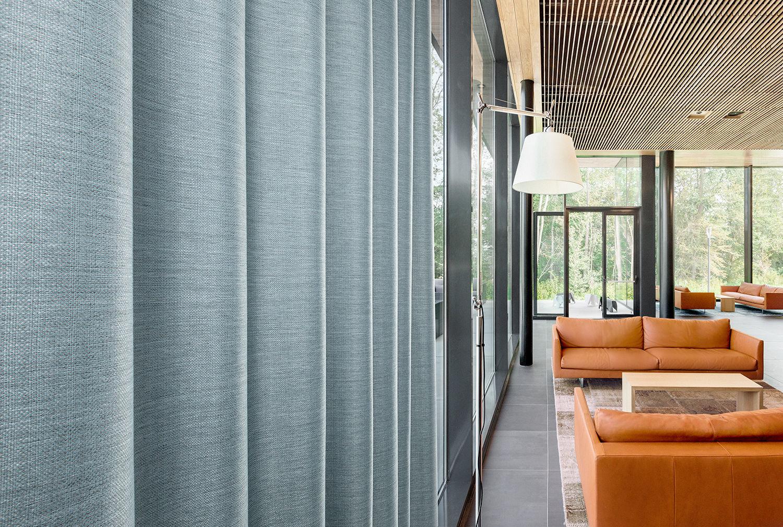 tissus pour rideaux solutions