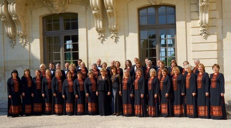 Vesnivka Choir