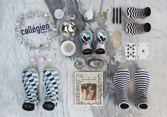 Collegien slippers