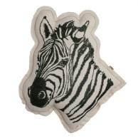 Numéro 74 |Zebra cushion