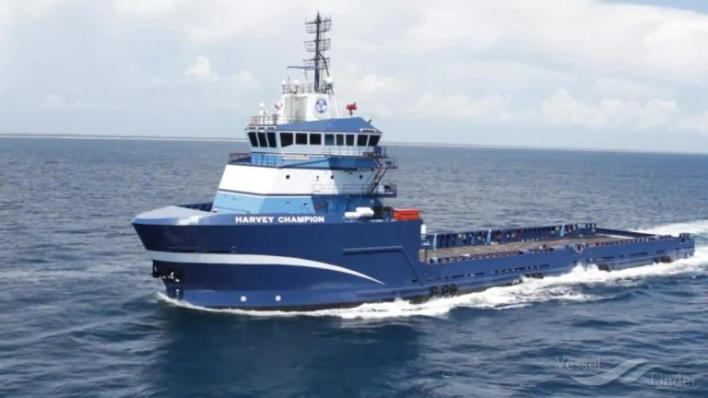 Harvey Gulf Converts Second PSV to Dual-Fuel with Battery Power