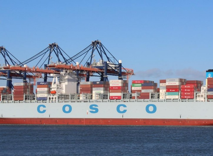 China COSCO proceeds with scrapping plan regarding 14 old vessels