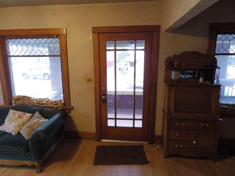 Classic Craftsman Door