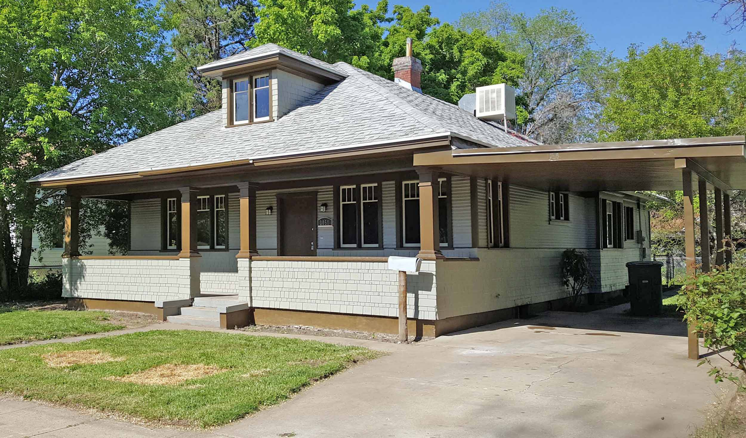 JUST SOLD!  Classic Craftsman Era Home