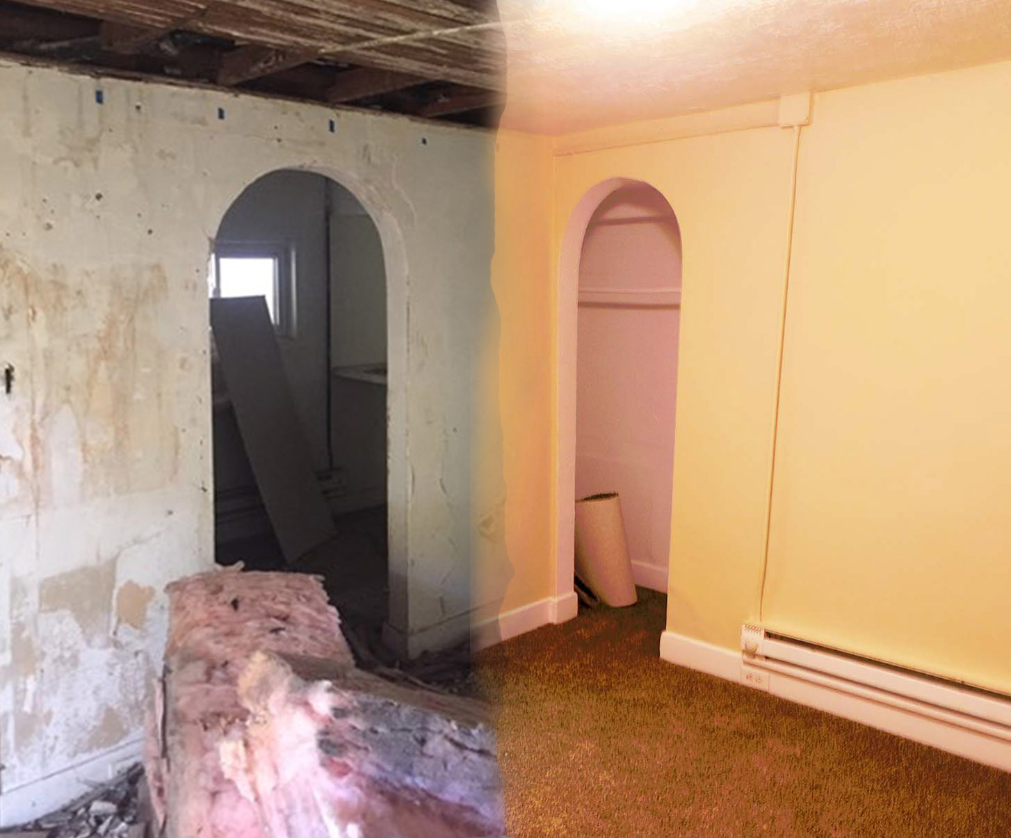 RENTAL REHAB:  Worst to First