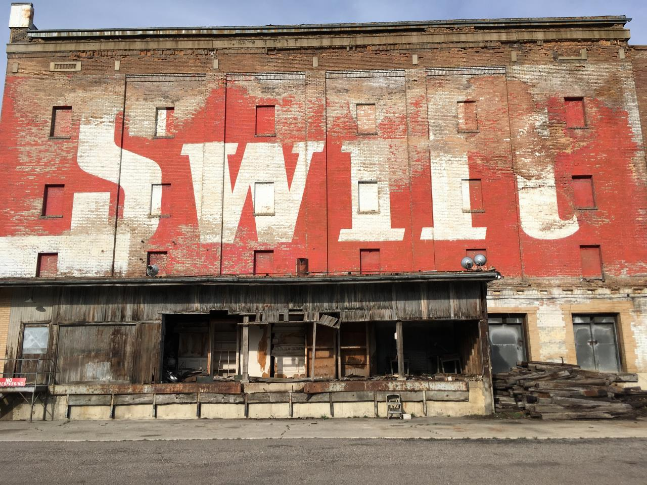Swift Building Redevelopment Yields Dueling Proposals