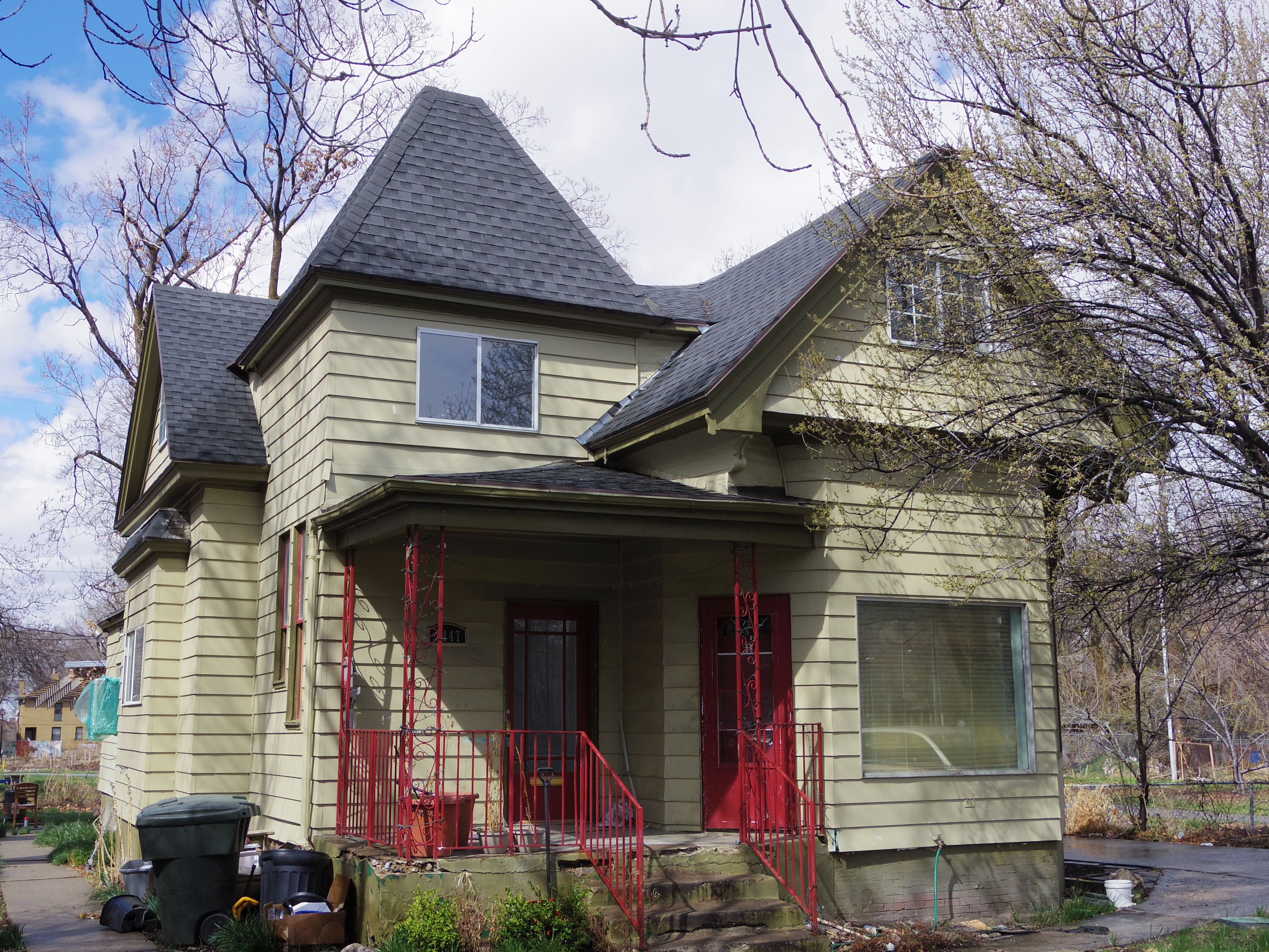 FOR SALE: Historic W.G. Biddle House