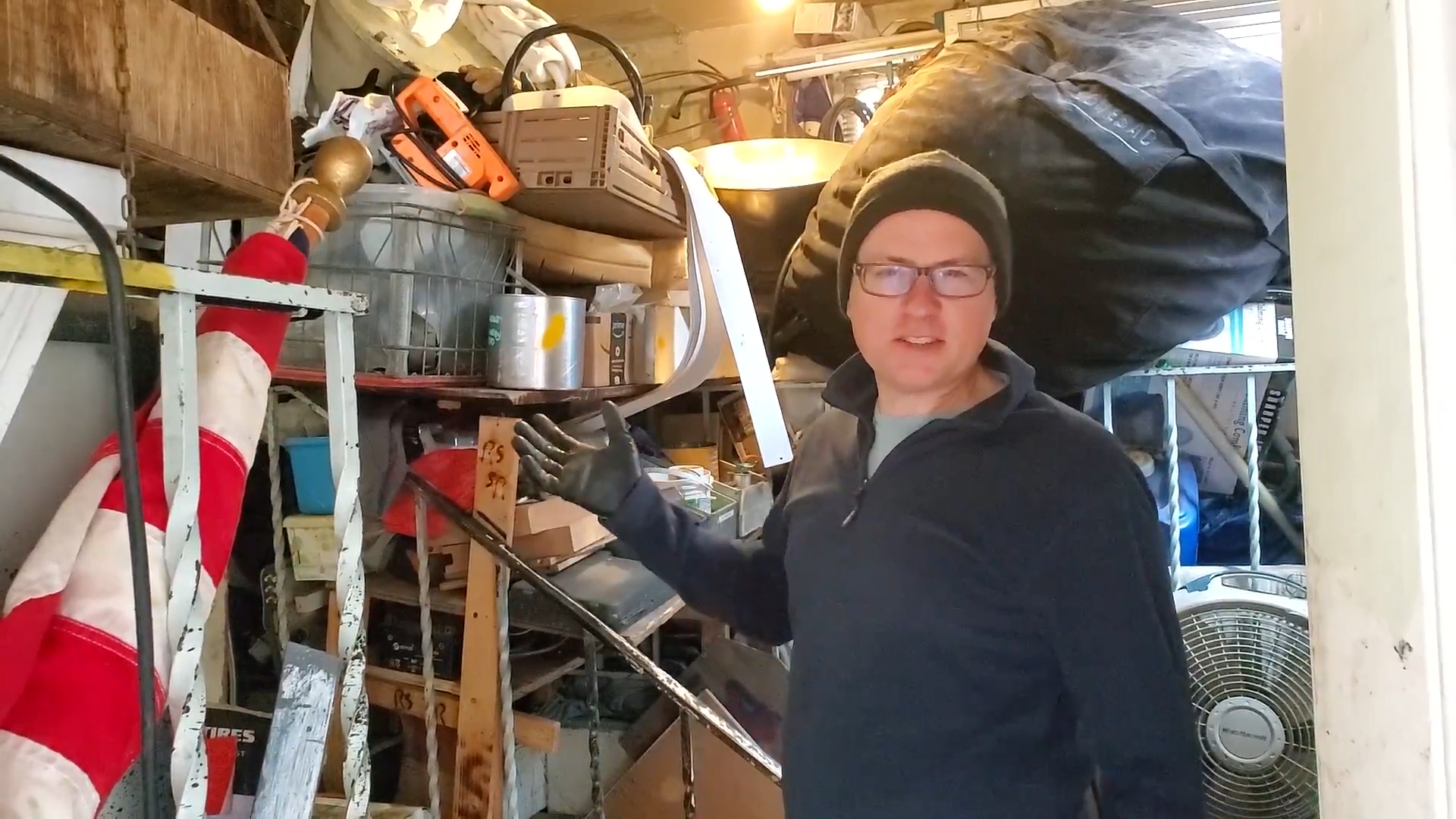 VIDEO SERIES:  Ultimate House Clean Out – Ep. 8 thru 16