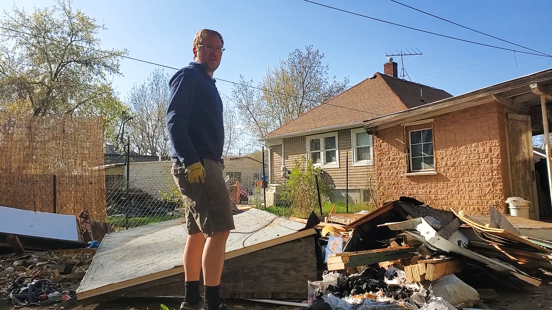 VIDEO SERIES: Ultimate House Clean Out – Ep. 17 and 18