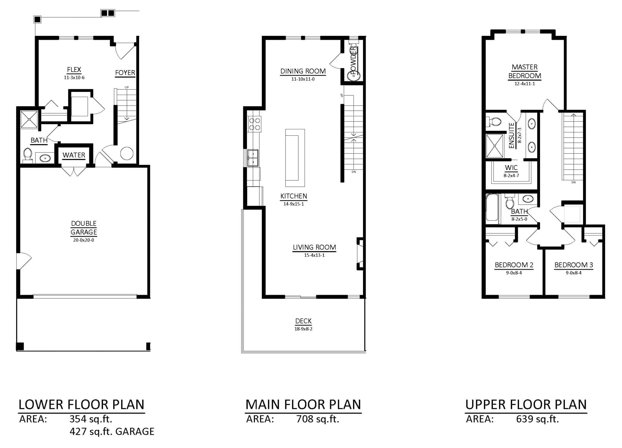 736Townhome -Aw-FLOORPLAN