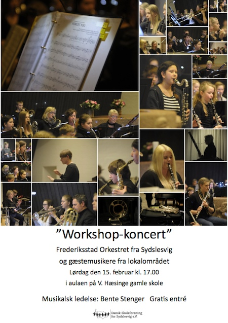 workshopkoncert