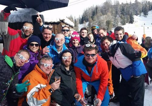 Ski Day Party 2015