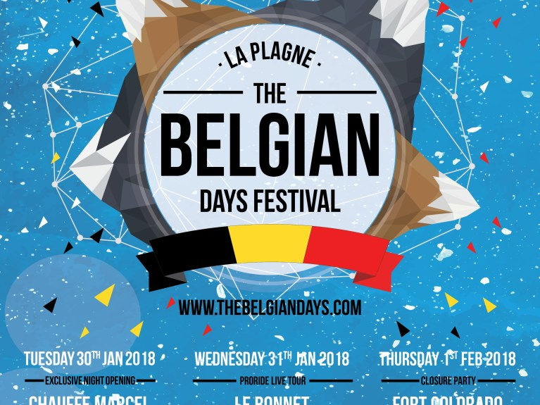 The Belgian Days 2018