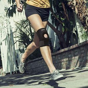 la migliore ginocchiera per correre Freetoo