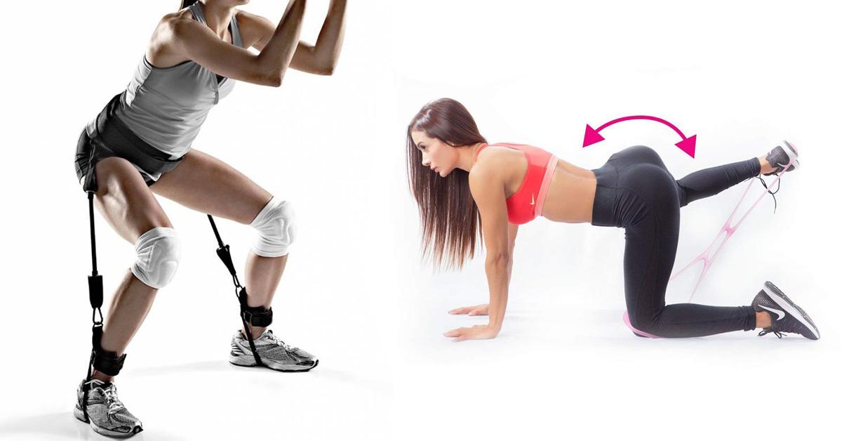 Migliori attrezzi per glutei e cosce e 7 esercizi per snellire le gambe a casa