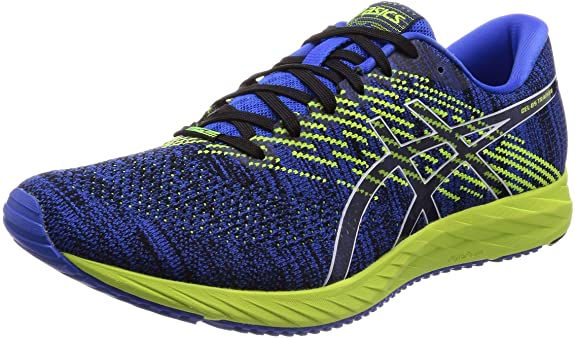 ASICS Gel-DS Trainer 24, Scarpe da Running Uomo, Colore Bleu Flash Noir