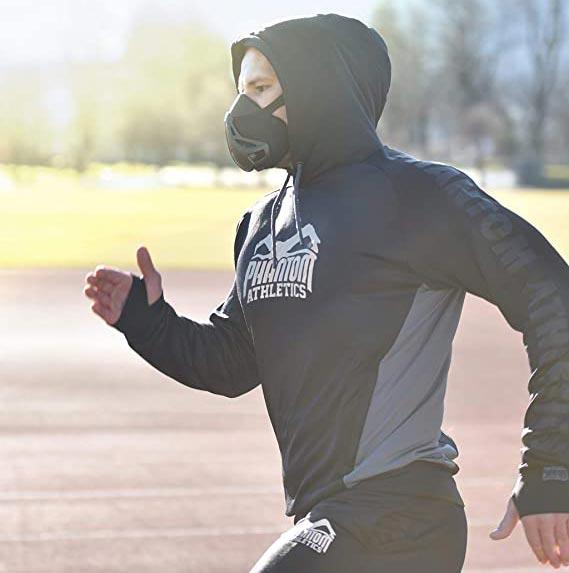 Phantom Athletics Training Mask - Migliore Maschera da Allenamento