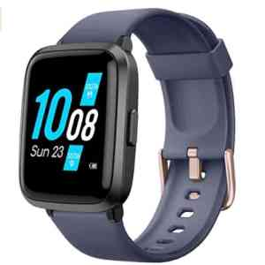 Offerta Amazon YAMAY Smartwatch economico per correre con GPS condiviso