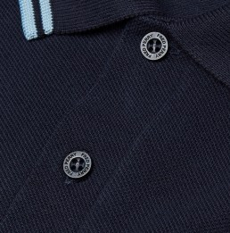 Come riconoscere fred perry originale bottoni marchiati