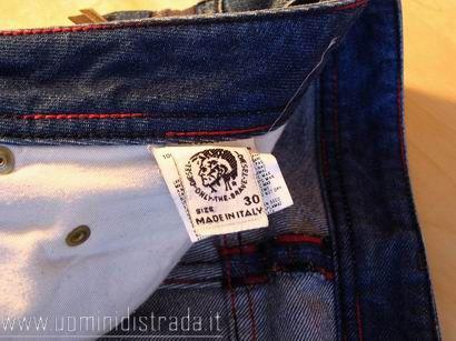 come riconoscere jeans diesel
