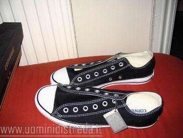 scarpe converse false