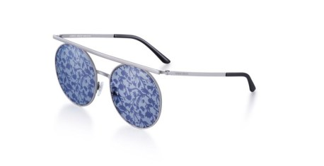 giorgio armani eyewear d'artiste collection