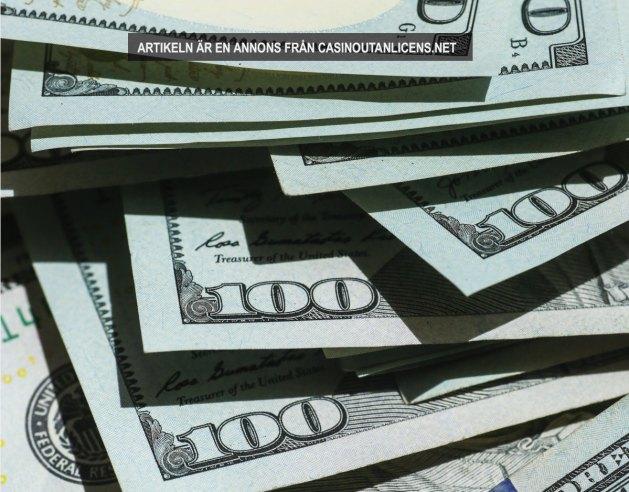 Skatt på casinovinster. Foto Giorgio Trovato. Licens: Unsplash
