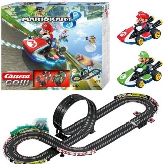 Mario Kart 8 Racebaan Carrera Go!!!