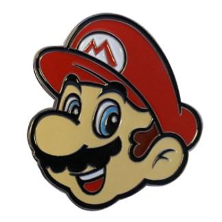 Mario Buckle Face