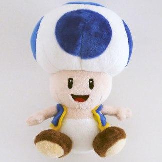 Toad blauw 17 cm