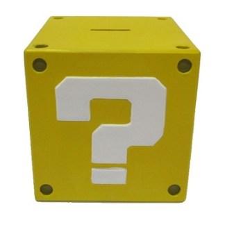 Super Mario Question Block Spaarpot