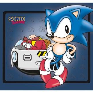Sonic Muis Mat 23x19cm